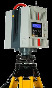 immagine di un laser scanner