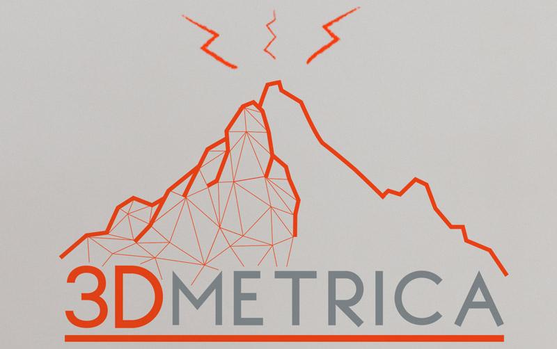 Logo del podcast di 3DMetrica