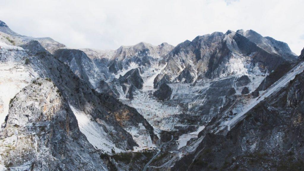 Cave di Carrara - Bacino di Torano
