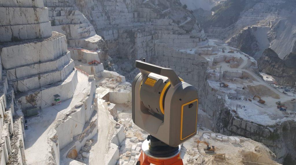 Trimble SX10 laser scanner